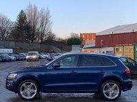 USED 2015 15 AUDI Q5 2.0 TDI S line Plus quattro (s/s) 5dr 1Owner/ParkPlus/SportSeats