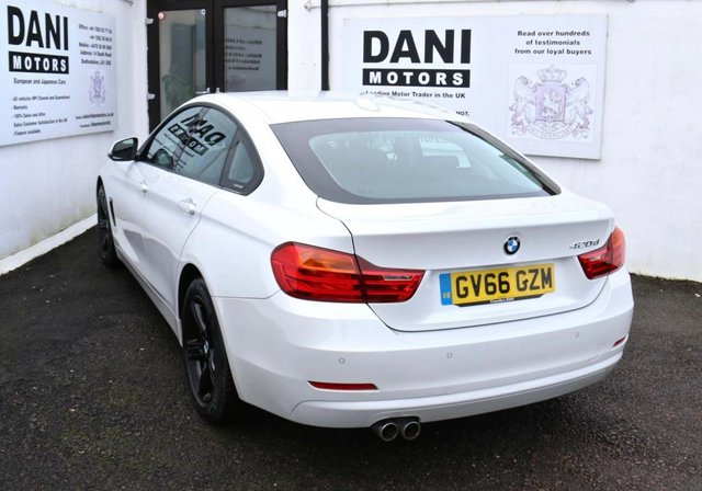 BMW 4 SERIES at Dani Motors