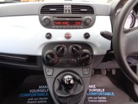 USED 2009 59 FIAT 500 1.2 Pop 3dr Excellent History inc Cambelt
