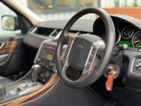 USED 2009 S LAND ROVER RANGE ROVER SPORT 2.7 TD V6 HSE 5dr FULL SERVICE HISTORY!!!