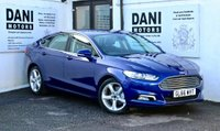 USED 2016 66 FORD MONDEO 2.0 TDCi Titanium Powershift (s/s) 5dr 1 OWNER*SATNAV*PARKING AID