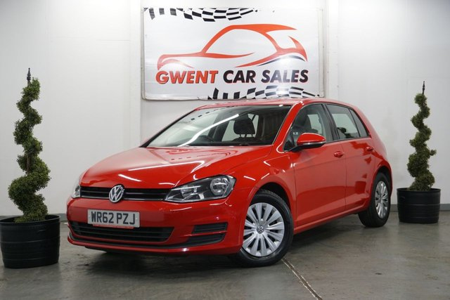 USED 2013 62 VOLKSWAGEN GOLF 1.4 S TSI BLUEMOTION TECHNOLOGY 5d 120 BHP ONLY 49K, DRIVES SUPERB, BLUETOOTH