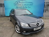 USED 2011 60 MERCEDES-BENZ C CLASS 3.0 C350 CDI BLUEEFFICIENCY SPORT 5d 231 BHP