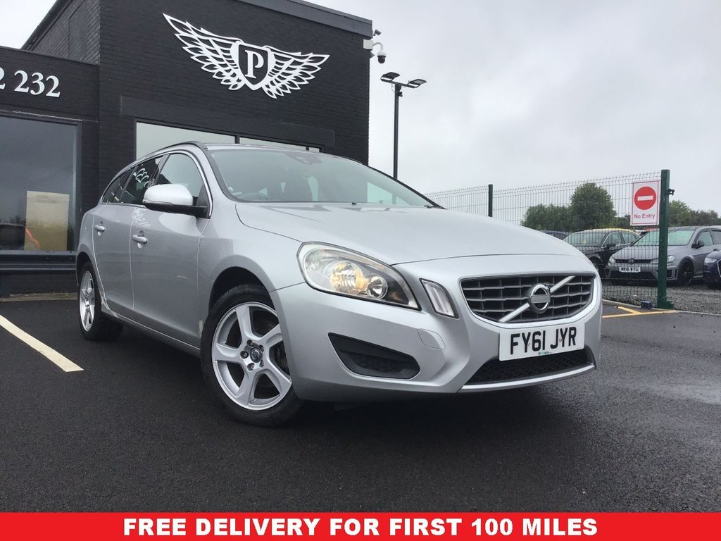 USED 2011 61 VOLVO V60 1.6 T4 SE 5d 177 BHP NATIONWIDE DELIVERY AVAILABLE