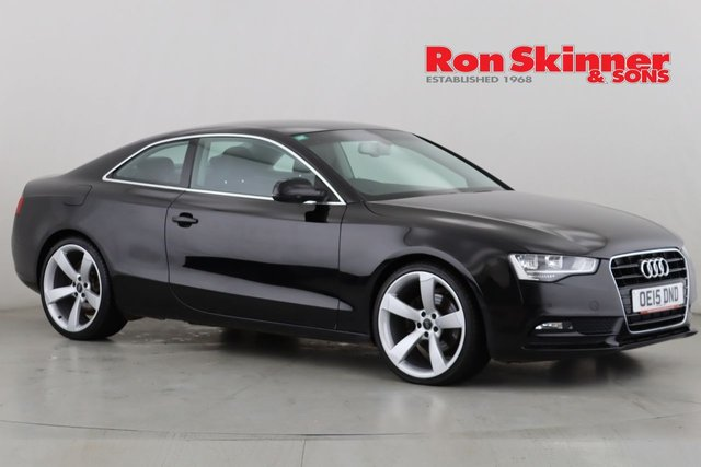 View our 2015 15 AUDI A5 2.0 TDI ULTRA SE 2d 161 BHP