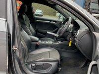 USED 2014 14 AUDI A3 1.6 TDI S line Sportback 5dr SportSeats/Xenons/Bluetooth