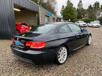 USED 2008 BMW 3 SERIES 2.0 320D M SPORT 2d 175 BHP