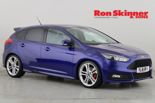 View our 2016 16 FORD FOCUS 2.0 ST-3 TDCI 5d 183 BHP