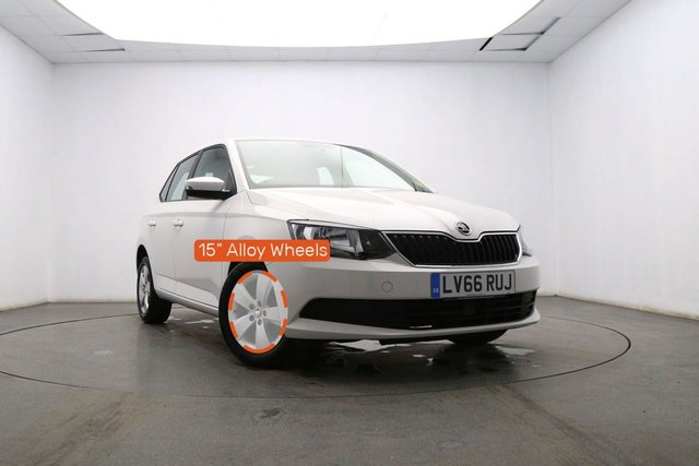 SKODA FABIA at Georgesons