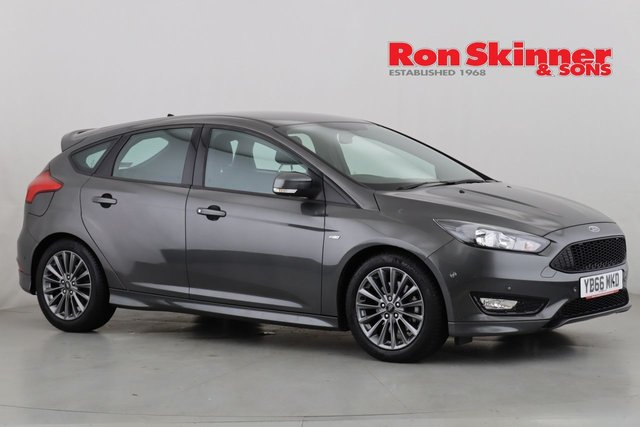 View our 2016 66 FORD FOCUS 1.5 ST-LINE 5d 148 BHP