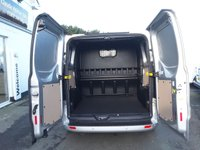 USED 2015 65 FORD TRANSIT CUSTOM 2.2 290 LIMITED  DCB 125 BHP