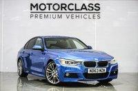 USED 2014 63 BMW 3 SERIES 3.0 330D M SPORT 4d 255 BHP
