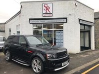 USED 2012 12 LAND ROVER RANGE ROVER SPORT 3.0 SDV6 HSE 5d 255 BHP AUTOBIOGRAPHY BODYKIT! HUGE SPEC!