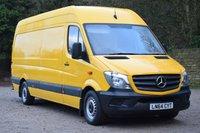 2014 MERCEDES-BENZ SPRINTER 2.1 313 CDI LWB 129 BHP £8950.00