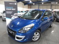 2010 RENAULT SCENIC 1.5 DYNAMIQUE TOMTOM DCI 5d 105 BHP £3000.00
