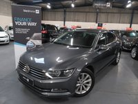 2015 VOLKSWAGEN PASSAT 2.0 SE BUSINESS TDI BLUEMOTION TECHNOLOGY 4d 148 BHP £8490.00