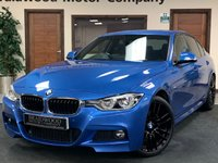 USED 2016 16 BMW 3 SERIES 2.0 330I M SPORT 4d 248 BHP