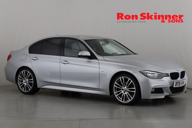 View our 2015 15 BMW 3 SERIES 2.0 320D M SPORT 4d 181 BHP