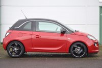USED 2013 63 VAUXHALL ADAM 1.4 SLAM 3d 98 BHP FSH - £2300 FACTORY UPGRADES