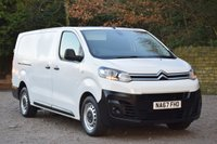 USED 2017 67 CITROEN DISPATCH 1.6 XL 1200 ENTERPRISE BLUEHDI 94 BHP