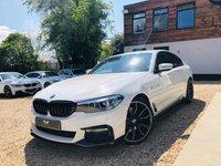 USED 2018 BMW 5 SERIES 3.0 530D M SPORT 4d AUTO 261 BHP