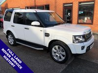 """USED 2016 65 LAND ROVER DISCOVERY 3.0 SDV6 SE TECH 5DOOR 255 BHP Family 7-Seater   :   DAB Radio   :   Satellite Navigation   :   USB & AUX Sockets       Cruise Control   :   Phone Bluetooth Connectivity   :   Climate Control / Air Conditioning       Heated & Electric Front Seats   :   Black Leather Upholstery   :   Front/Rear Parking Sensors       19"""" Alloy Wheels   :   Full Land Rover Service History"""