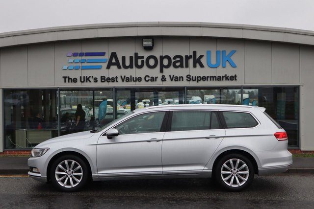 USED 2015 65 VOLKSWAGEN PASSAT 1.6 SE TDI BLUEMOTION TECHNOLOGY 5d 119 BHP LOW DEPOSIT OR NO DEPOSIT FINANCE AVAILABLE