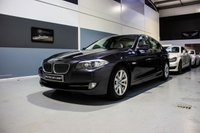 2012 BMW 5 SERIES 2.0 520D SPECIAL EDITION WITH M SPORT LOOKS 4d 181 BHP £7391.00