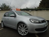 2010 VOLKSWAGEN GOLF 1.4 S 5d 79 BHP SOLD