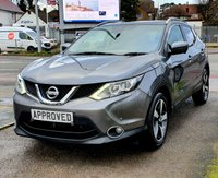 USED 2015 64 NISSAN QASHQAI 1.2 N-TEC PLUS DIG-T 5d 113 BHP SAT NAV, REAR CAMERA, PARKING SENSORS, BLUETOOTH AUX AND USB MEDIA CONNECTION & MORE