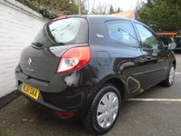 USED 2011 61 RENAULT CLIO 1.1 PZAZ 3d 75 BHP GUARANTEED TO BEAT ANY 'WE BUY ANY CAR' VALUATION ON YOUR PART EXCHANGE