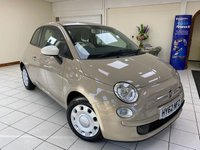 2012 FIAT 500 1.2 COLOUR THERAPY 3d 69 BHP £4695.00