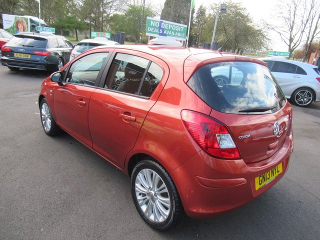 USED 2013 13 VAUXHALL CORSA 1.4 SE 5d 98 BHP **JUST ARRIVED AUTOMATIC***
