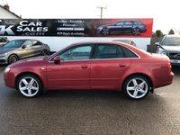 2011 SEAT EXEO 2.0 SE LUX CR TDI 4d 141 BHP £4180.00