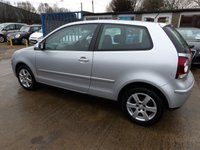 USED 2008 58 VOLKSWAGEN POLO 1.2 MATCH 3d 59 BHP NEW MOT, SERVICE & WARRANTY