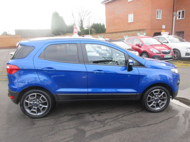 USED 2015 65 FORD ECOSPORT 1.5 TITANIUM TDCI 5d 94 BHP ***JUST ARRIVED...TEST DRIVE TODAY***NO DEPOSIT DEALS