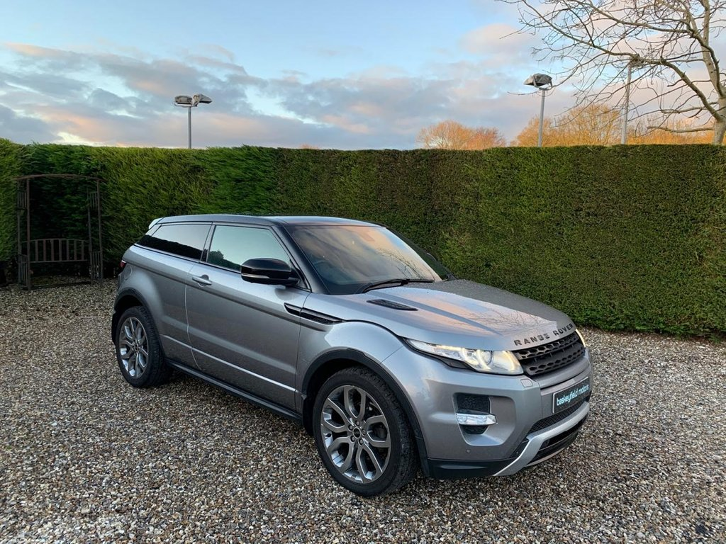 USED 2012 61 LAND ROVER RANGE ROVER EVOQUE 2.2 SD4 DYNAMIC LUX 3d 190 BHP