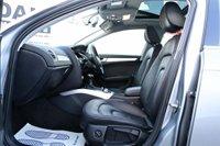 USED 2015 65 AUDI A4 2.0 TDI SE Technik S Tronic 5dr 1 OWNER*SATNAV*PAN ROOF