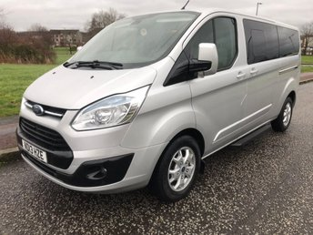 View our FORD TOURNEO CUSTOM
