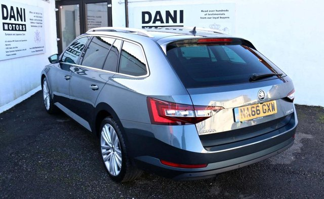 SKODA SUPERB at Dani Motors