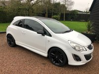 USED 2011 11 VAUXHALL CORSA 1.2 LIMITED EDITION 3d 83 BHP Outstanding condition inside and out . Not to be missed !!