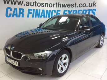 2015 BMW 3 SERIES 2.0 320D EFFICIENTDYNAMICS 4d 161 BHP £10500.00