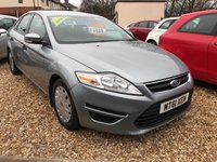 USED 2012 61 FORD MONDEO 1.6 EDGE TDCI 5d 114 BHP ONLY £30 YEARLY ROAD FUND: