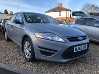 USED 2010 60 FORD MONDEO 2.0 EDGE TDCI 5d 138 BHP GREAT VALUE FOR MONEY: