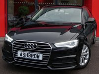 2016 AUDI A6 SALOON 3.0 TDI QUATTRO SE EXECUTIVE 4d AUTO 215 S/S £16983.00