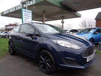 USED 2015 15 FORD FIESTA 1.2 STYLE 3d 59 BHP ONE OWNER FROM NEW