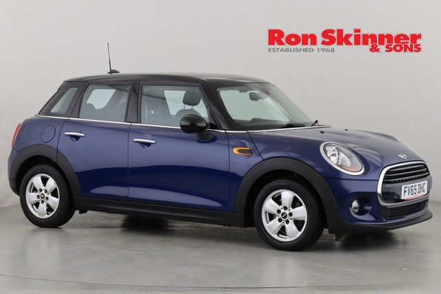 View our 2015 65 MINI HATCH COOPER 1.5 COOPER D 5d 114 BHP with Pepper Pack
