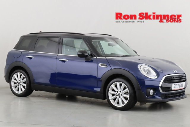 View our 2017 17 MINI CLUBMAN 2.0 COOPER D 5d 148 BHP with CHILI Pack + Black Roof