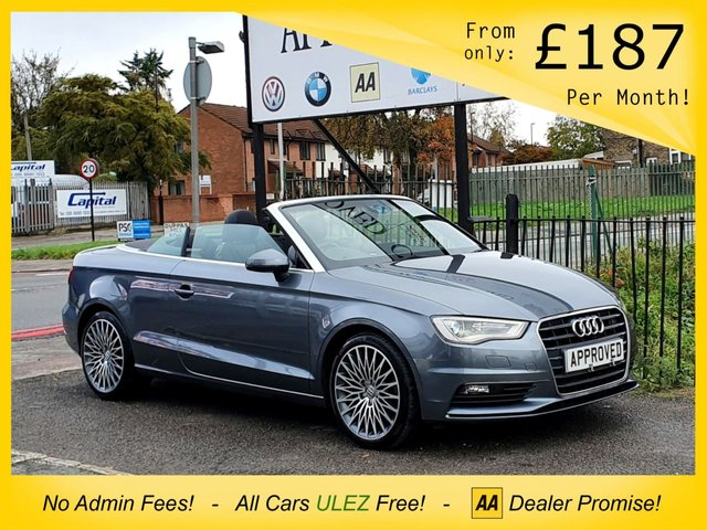 USED 2014 14 AUDI A3 2.0 TDI SPORT 2d 148 BHP SAT NAV, BLUETOOTH, AUDI MEDIA INTERFACE CONNECTION, DAB RADIO, AUTO STOP/START, PARKING SESORS, & HEATED FRONT SEATS