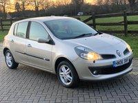 2006 RENAULT CLIO 1.4 PRIVILEGE 16V 5d 98 BHP £1235.00